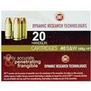 DRT AMMUNITION Ammunition 40S&W 20RD